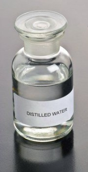 What is The Distilled Water?